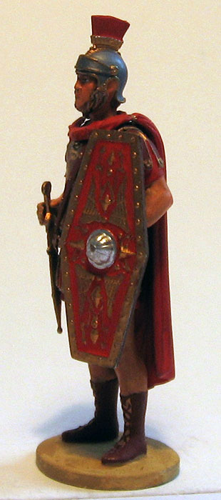 Roman Empire. Pretorian guardsman