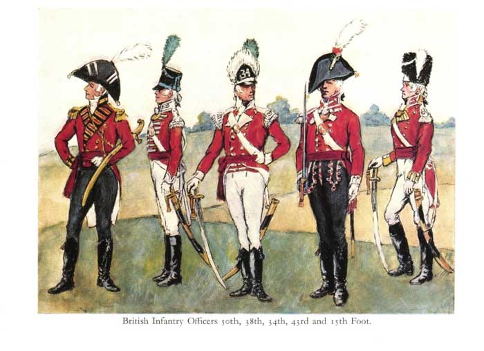 History of the Uniforms of the British Army. Vol. 5